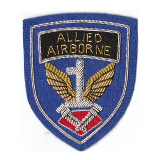 Customized Logo Fabric Emblem Woven Patch for Gift