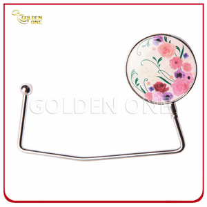 Custom Fancy Style Epoxy Coating Metal Bag Hanger