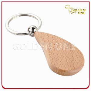 High Quality Creative Design Wooden Keyring
