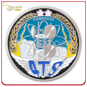 Die Cast Zinc Alloy Custom Souvenir Coin
