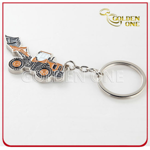 Promotion Gift Custom Made Soft Enamel Metal Keychain
