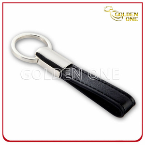 High Quality Promotion Gift Fine Leather Key Holder