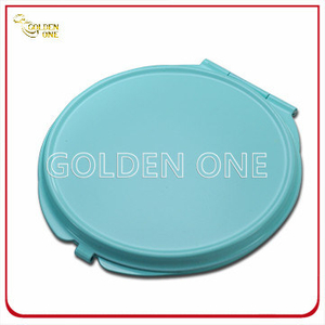 High Quality Double Sided Aluminum Pocket Mirror