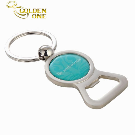 Best Quality Aluminium Metal Bottle Opener Keyring with Engraving