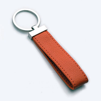 Custom Metal Soft Enamel Nickel Plated Souvenir Leather Keychain with Opener for Promotion Gift