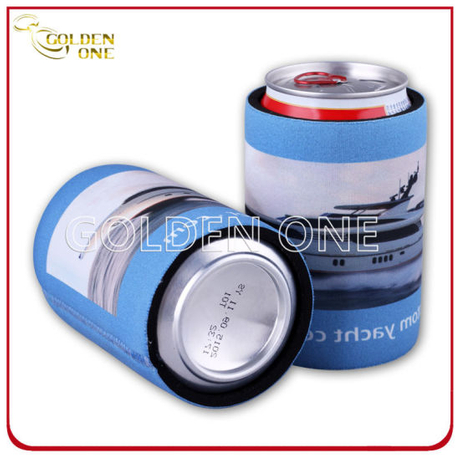 Factory Supply Waterproof Sublimation Stubby Can Cooler