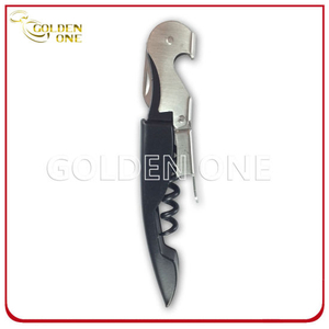 Hot Selling Printed Stainless Steel Wine Corkscrew