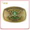 Promotional Antique Brass Plated Soft Enamel Metal Belt Buckle