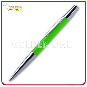 Wholesale Cheap Colorful Promotional Metal Ballpoint Pen