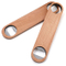 Personalized Engraved Stainless Steel Can Bottle Opener with Wooden Handle