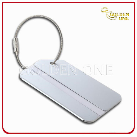 Promotion Gift Good Quality Metal Luggage Tag