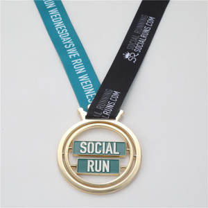 High Quality Custom Design Spinning Sport Medal