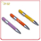 Promotion Personalized Rubber Cheap Metal Ball Pen