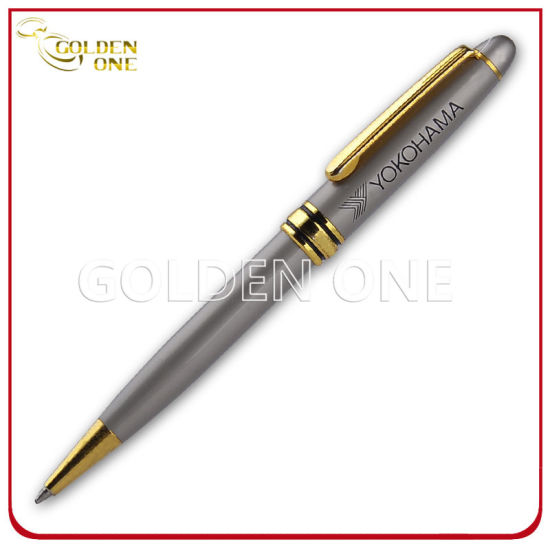Luxurious high Quality Laser Engraving Gold Metal Pen