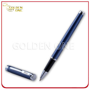 Promotional High Quality Laser Engraving Shiny Metal Pen