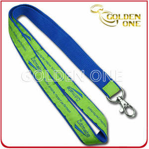 Fast Delivery Dye Sublimation Printed Polyester Fabric Lanyard